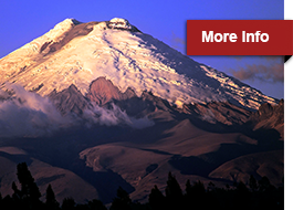 Ecuador: Volcanoes Climbing Illiniza North (5126 m) and Cayambe (5790 m)