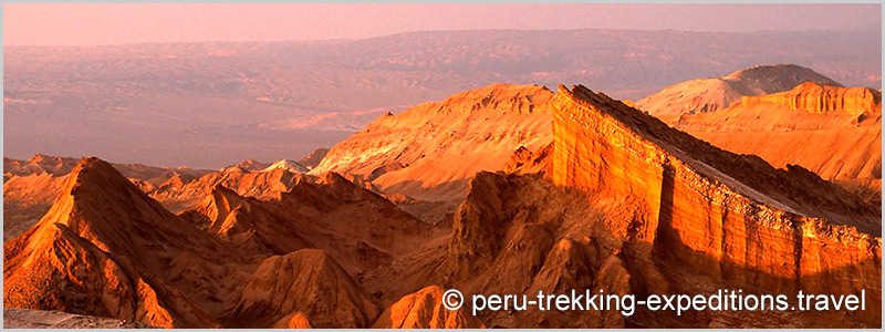 Chile: Excursion San Pedro de Atacama & Ojos del Salado (6.893 m) the highest volcano in the world